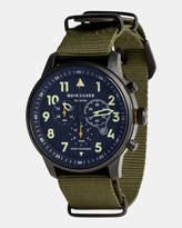 Quiksilver Mens Seafire Nato 44mm Watch