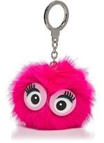 Kate Spade Monster Pouf Key Fob