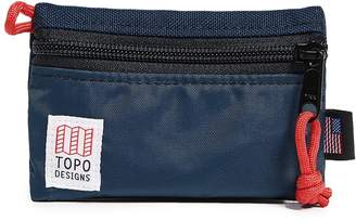 Topo Designs Micro Accessory Bag