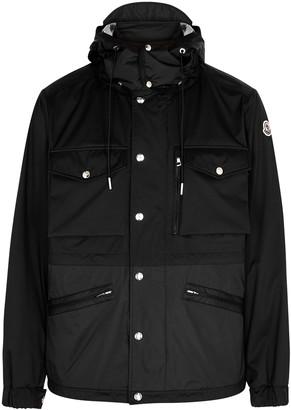 Moncler Sienne Black Shell Jacket