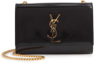 Saint Laurent Small Kate Leather Crossbody Bag