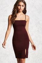 Forever 21 Square-Neck Cami Midi Dress