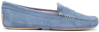 Pretty Ballerinas Classic Suede Loafers