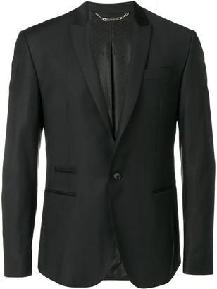 Philipp Plein Classic Tailored Blazer