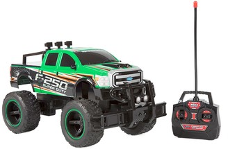 World Tech Toys Remote Control Ford F-250 Super Duty Monster Truck