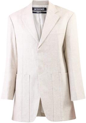 Jacquemus Oversized Suit Jacket
