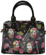 Loungefly Star Wars Stormtrooper Floral Cross-body Purse