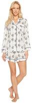 BedHead Long Sleeve Classic Shorty Set Women's Pajama Sets
