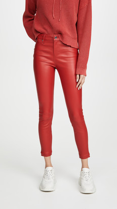 RtA Madrid High Waist Skinny Jeans