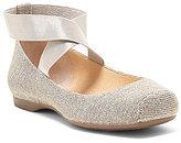 Jessica Simpson Mandalaye Strappy Square-Toe Ballet Flats