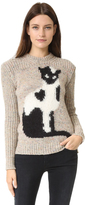 No.21 No. 21 Cat Sweater