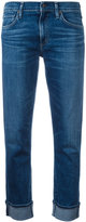 Citizens of Humanity turned up hem jeans - women - Cotton/Spandex/Elastane - 25