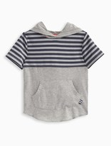 Splendid Little Boy Stripe Hooded Tee