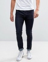 Selected Homme Jeans In Skinny Fit Stretch Denim