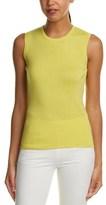 Carolina Herrera Cashmere & Silk-blend Shell.