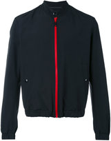 Just Cavalli zipped jacket - men - Cotton/Polyamide - 46