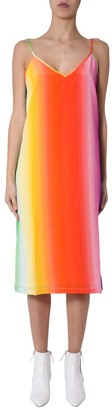 Être Cécile Rainbow Eleonore Slip Dress
