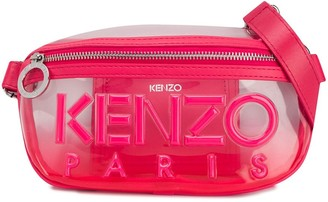 Kenzo Kombo transparent belt bag