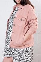 Vero Moda Oversized Jean Jacket