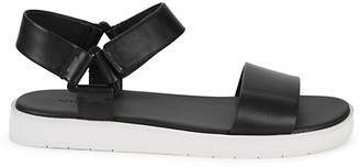 Vince Blyton Leather Walking Sandals