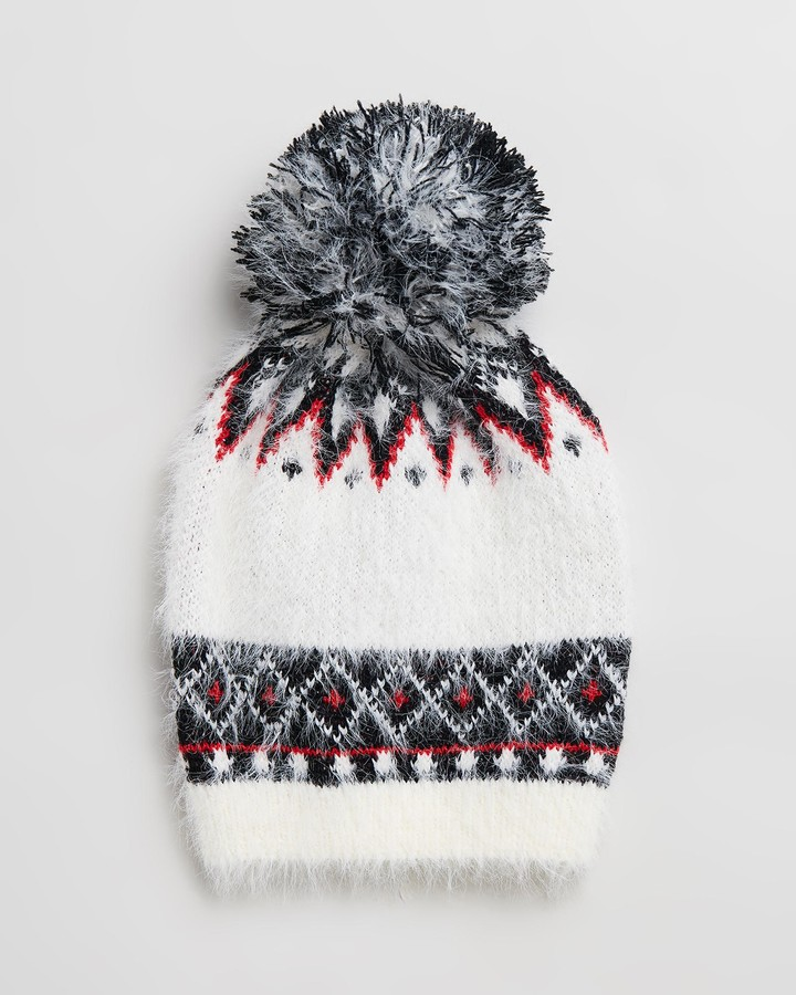 Morgan & Taylor Women's Multi Beanies - Betina Beanie - Size One Size at The Iconic
