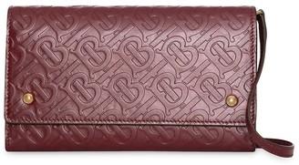 Burberry Monogram Mini Wallet Bag