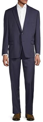 Lauren Ralph Lauren Lexington-Fit Wool Suit