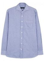Lardini Striped Cotton Shirt