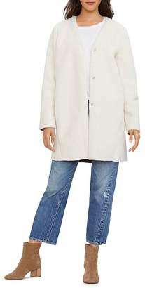 Michael Stars Sharona Faux-Shearling Coat