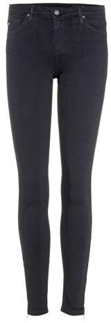 AG Jeans Zip-up Legging Ankle jeans