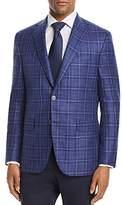 Jack Victor Plaid with Windowpane Regular Fit Sport Coat