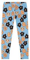 Mini Rodini Flower Print Leggings