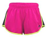 Soffe Pink Glo Wow 'Em Shorts - Women