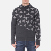 Vivienne Westwood Men's Time Machine Hoody Black Heather