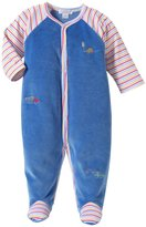 Kissy Kissy City Detour Footie (Baby) - Blue-9 Months
