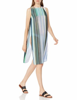 Clover Canyon Women's Striped Eclipse Cover Up