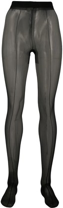 Tom Ford Stretch Seamed Tights