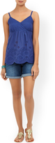 Monsoon Viola Embroidered Cami