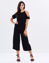 Oasis Cold Shoulder Jumpsuit