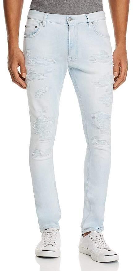 Tommy Hilfiger x Lewis Hamilton Skinny Fit Jeans in Indigo