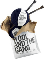 Zion Wool and the Gang Peruvian wool hat kit