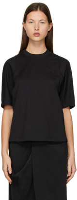 Y-3 Black Classic Tailored T-Shirt