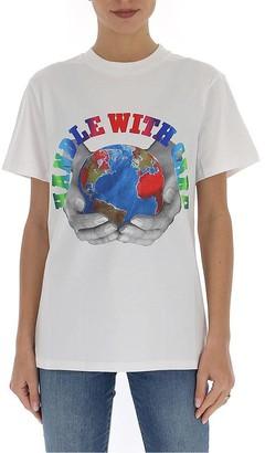 Stella McCartney Printed Crewneck T-Shirt
