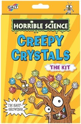 Horrible Science Creepy Crystals Kit