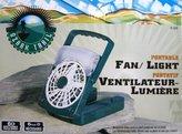 Ozark Trail Portable Fan & Light