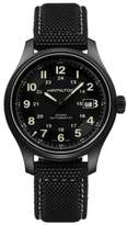 Hamilton Khaki Field Titanium Watch