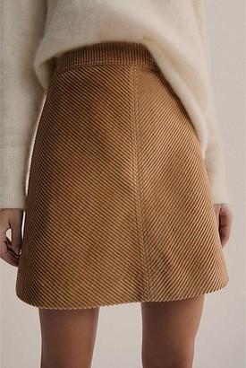Witchery Wide Cord Mini Skirt