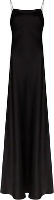 Rosetta Getty Slip Maxi Dress