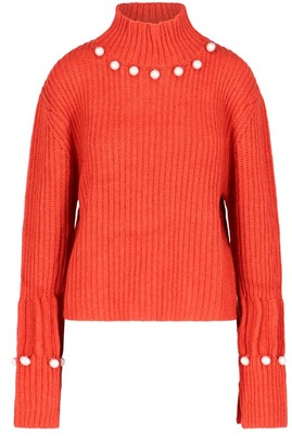 J.W.Anderson Pearl Embellished Sweater