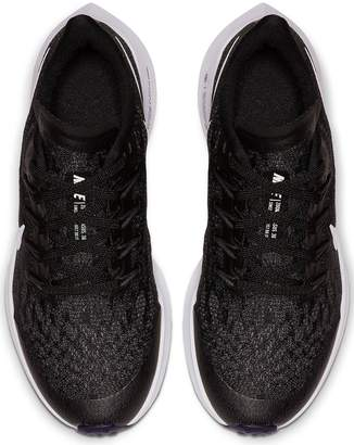 Nike Pegasus 36 Junior Trainers - Black/White